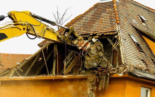 farm demolition melbourne